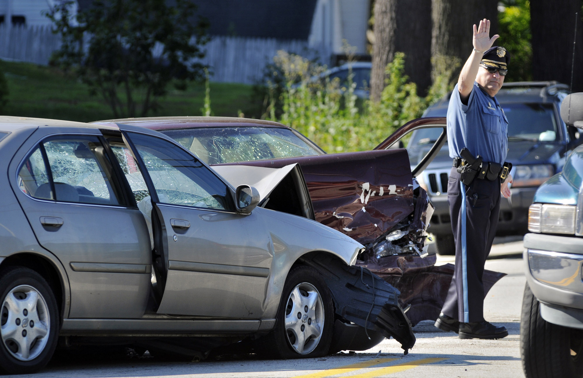 Car Accident Kidney Injury | Annapolis Attorney
