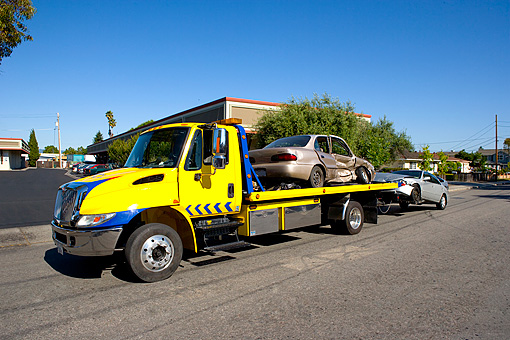 what to do if the tow truck driver damaged your car annapolis attorney